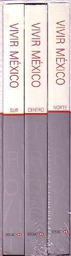 Vivir Mexico: Sur, Centro, Norte [3 Volume Box Set] 2004: Fernan Gonzalez de la Vera