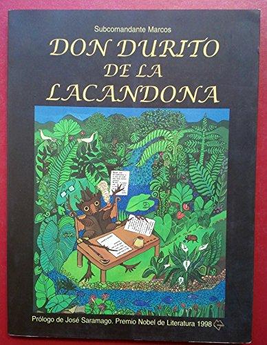 9789685112031: Don durito de la lacandona: subcomandante Marcos