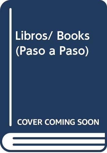 9789685142700: Libros/ Books (Paso a Paso) (Spanish Edition)