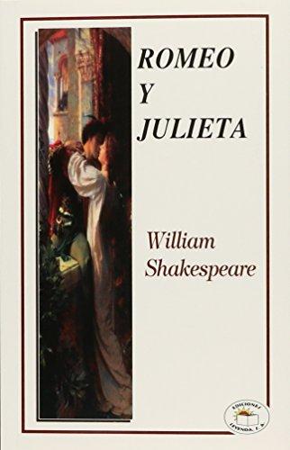 ROMEO Y JULIETA: SHAKESPEARE WILLIAM
