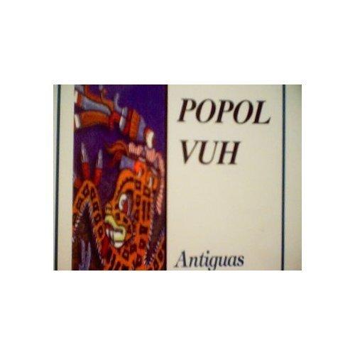 Popol Vuh: Antiguas Leyendas del Maya Quiche': VARIOS.