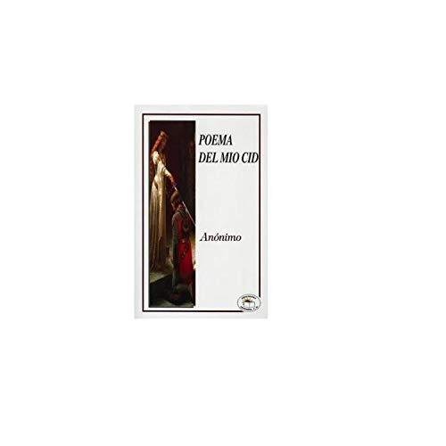 POEMA DE MIO CID (EDICIONES LEYENDA): ANONIMO
