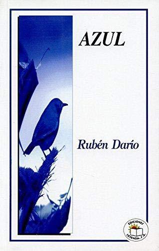 AZUL (EDICIONES LEYENDA): DARIO RUBEN