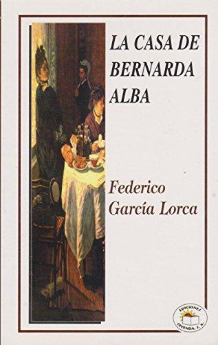9789685146531: LA CASA DE BERNARDA ALBA