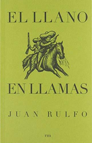 9789685208581: El llano en llamas/ The Burned Plain (Idiomas Y Literatura) (Spanish Edition)