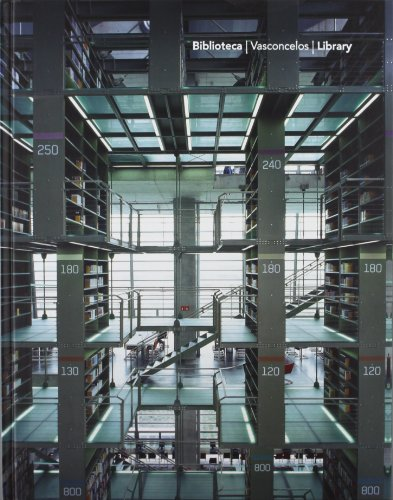 Biblioteca Vasconcelos/Library. (Text in Spanish & English): Adri�, Miquel, Garrido, ...