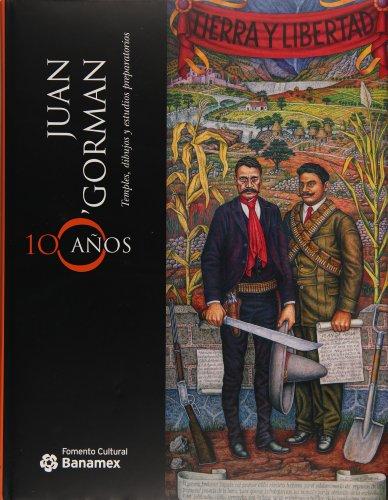 9789685234474: Juan O'Gorman, 100 Anos/ Juan O'Gorman, 100 Years: Temples, dibujos y estudios preparatorios