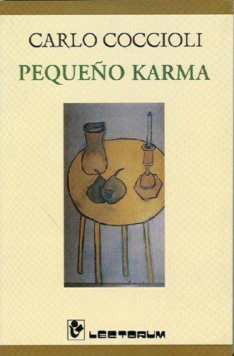 9789685270519: Pequeño karma (Spanish Edition)