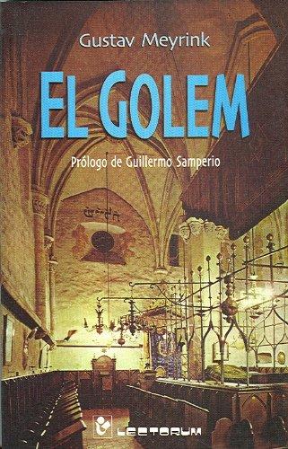 9789685270601: El Golem/the Golem