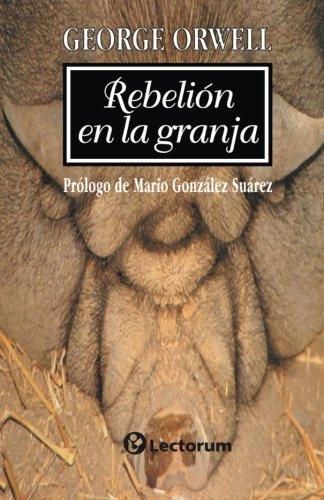 Imagen de archivo de Rebelion en la granja (Spanish Edition) a la venta por Bayside Books