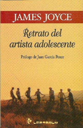 9789685270748: Retrato del artista adolescente (Spanish Edition)