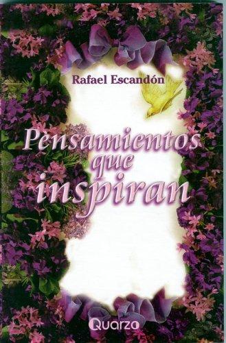 9789685270984: Pensamientos que inspiran (Spanish Edition)