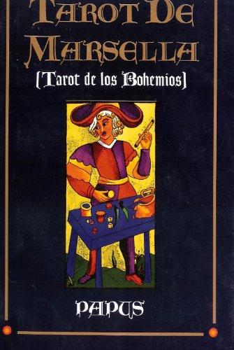 Tarot de Marsella (Tarot de los Bohemios): Dr. Papus (Gerard