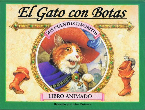 9789685308472: El gato con botas: Fairy Tale Favorites Pop-Ups: Puss in Boots, Spanish Edition (Mis cuentos favoritos)