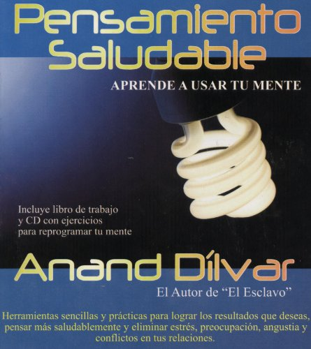 9789685366991: Pensamiento Saludable(Aprende A Usar Tu MEnte)C/CD (Spanish Edition)
