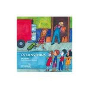 9789685389099: La bienvenida/Welcome (Mar de cuentos)