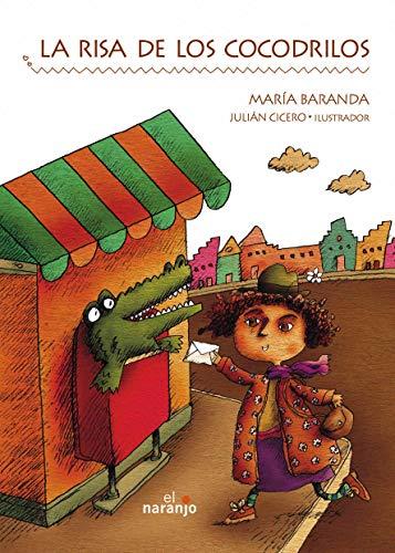 9789685389679: La risa de los cocodrilos/ The Laughter of Crocodiles (Ecos de tinta/ Ink Echoes) (Spanish Edition)