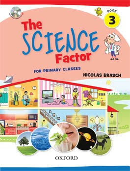 9789685427241: The Science Factor Book 3 + CD
