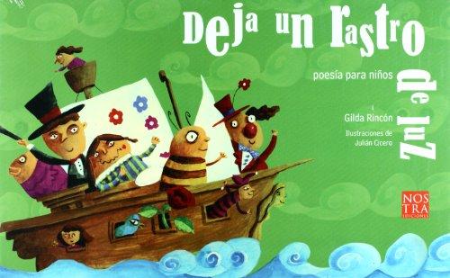 9789685447829: Deja Un Rastro De Luz Poesia Para Niños
