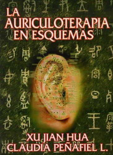 La Auriculoterapia en Esquemas (Spanish Edition): Xu Jian Hua, Claudia Penafiel