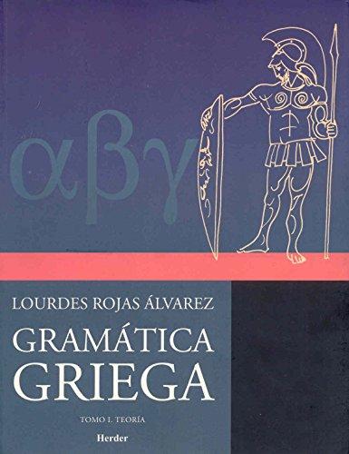 9789685807036: Gramática griega. Tomo I. Teoría: 1