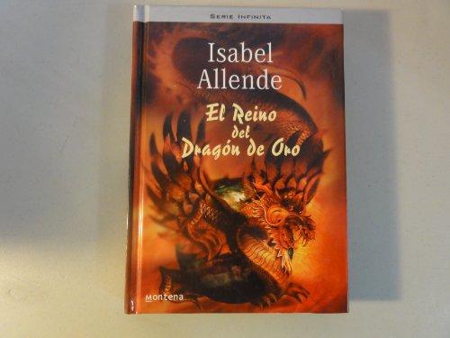 9789685956925: EL REINO DEL DRAGON DE ORO