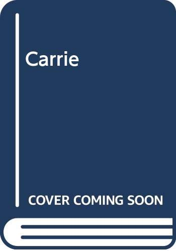 9789685957007: Carrie (Spanish Edition)