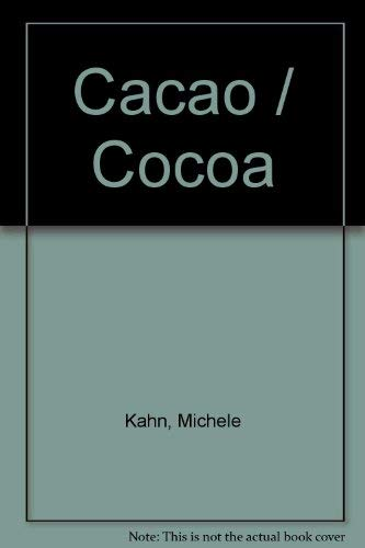 9789685962124: Cacao / Cocoa (Spanish Edition)
