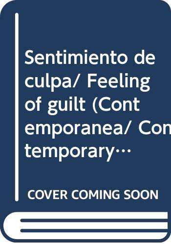9789685964845: Sentimiento de culpa/Feeling of guilt (Contemporanea/Contemporary)