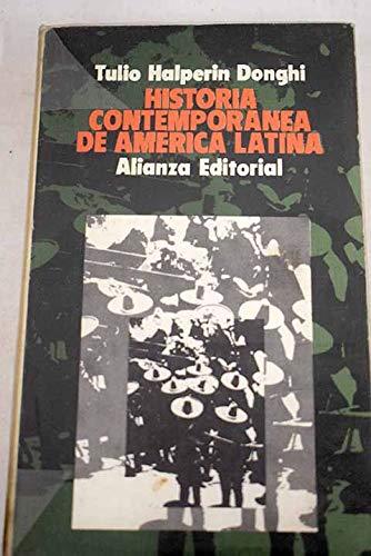 9789686001068: Historia Contemporanea de America Latina