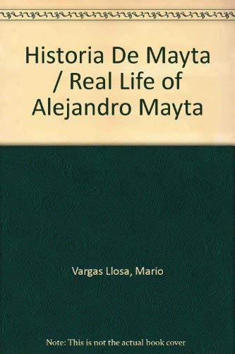 9789686005004: Historia De Mayta / Real Life of Alejandro Mayta