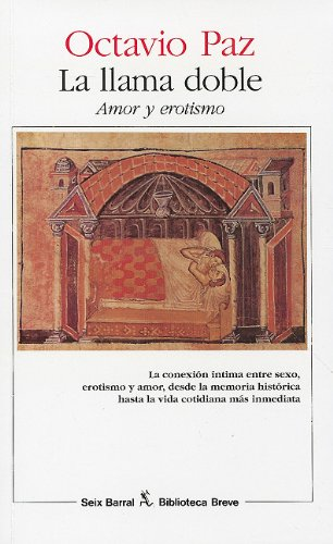 9789686005806: La llama doble (Biblioteca Breve) (Spanish Edition)