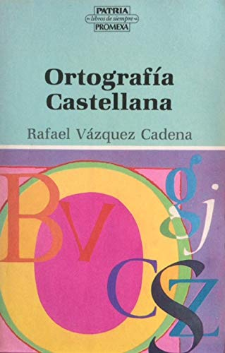 9789686054194: Ortografía castellana (Spanish Edition)