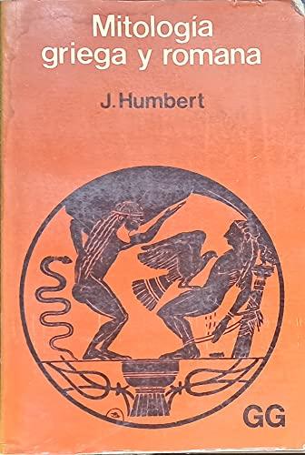 9789686085013: MITOLOGÍA GRIEGA Y ROMANA