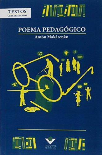 9789686136609: Poema Pedagogico (Spanish Edition)