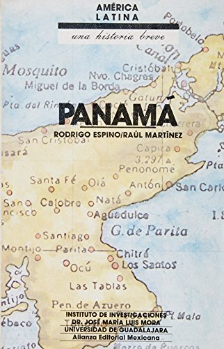 9789686173239: Panamá (Centroamérica y el Caribe) (Spanish Edition)