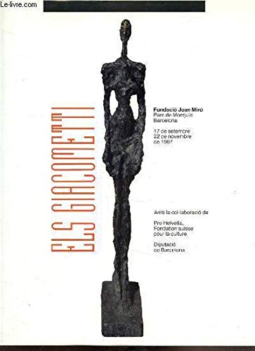 Giacometti: Giovanni, 1868-1933--Augusto, 1877-1947--Alberto, 1901-1966--Diego, 1902-1985--abril-junio 1987,: Centro Cultural/Arte Contemporaneo