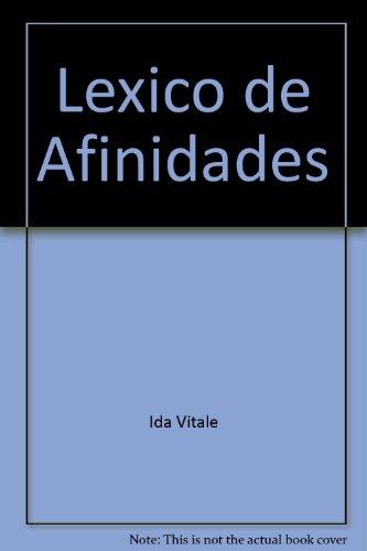 9789686229905: Lexico de Afinidades (Spanish Edition)