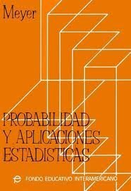 9789686630275: Probabilidad y Aplicaciones Estadisticas -