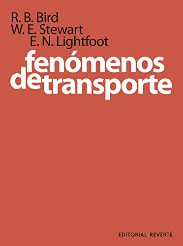 Fenomenos de Transporte (Spanish Edition): Bird, R. B.;