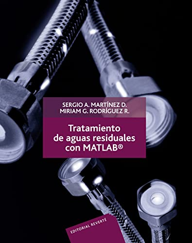 9789686708578: Wastewater treatment with Matlab (Spanish Edition)