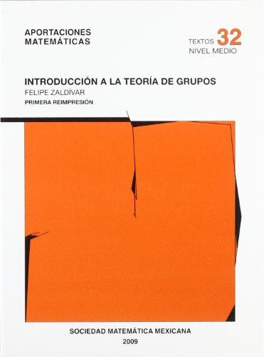 9789686708660: Introducción a la teoría de grupos
