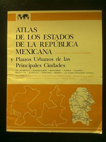 9789686745023: Atlas pintoresco e histórico de los Estados Unidos Mexicanos (Spanish Edition)