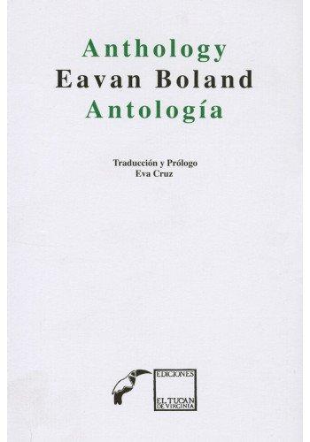 9789686756791: Eavan boland. antologia. bilingue ingles-español
