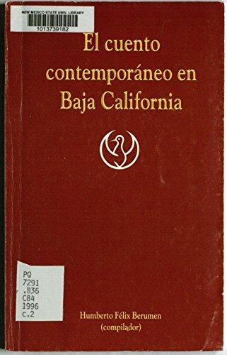 El Cuentro Contemporaneo En Baja California: Berumen, Humberto Felix (Compilador)