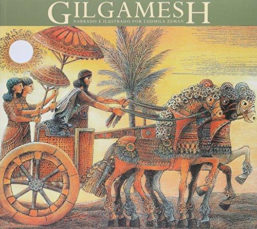 Gilgamesh (Spanish Edition): Zeman, Ludmila