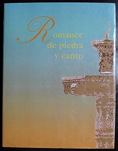Romance De Piedra Y Canto: 260 Aniversario Del Acueducto De Queretaro 1738-1998 {EDCION ...