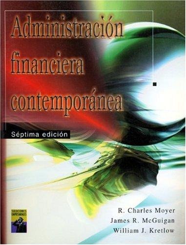 9789687529769: ADMINISTRACIÓN FINANCIERA CONTEMPORÁNEA