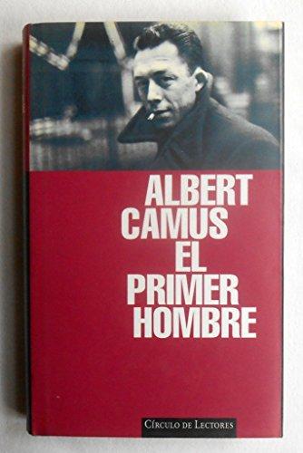 9789687723037: El Primer Hombre / The First Man (Andanzas)