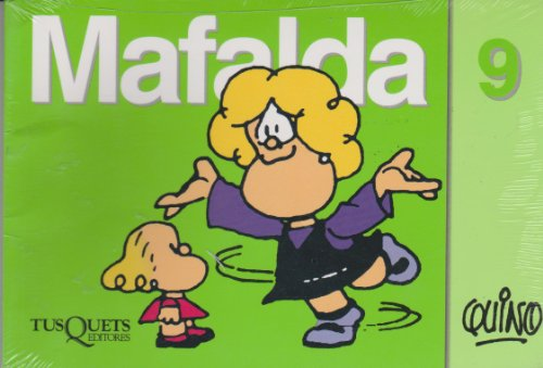 9789687723396: Mafalda 9 (Spanish Edition)